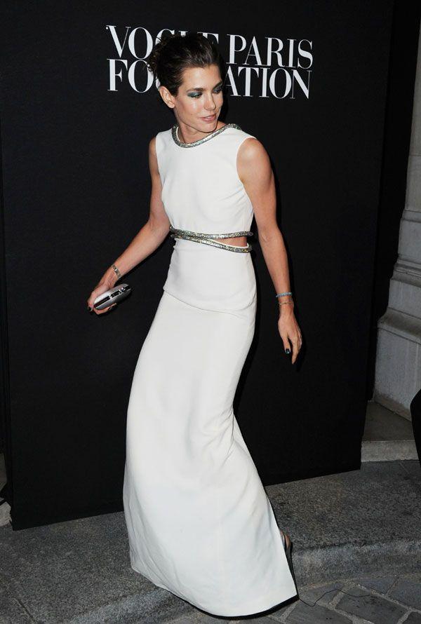 Carlota Casiraghi, una diosa en el Olimpo de la moda