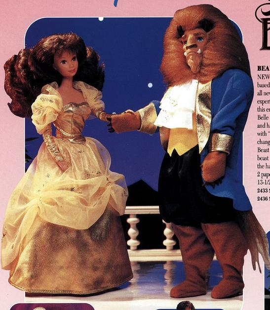 M: Beauty and the Beast: The