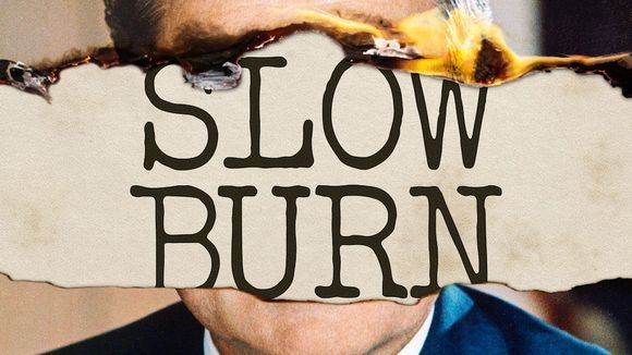 Slate's 'Slow Burn' podcast, hosted by Leon Neyfakh,