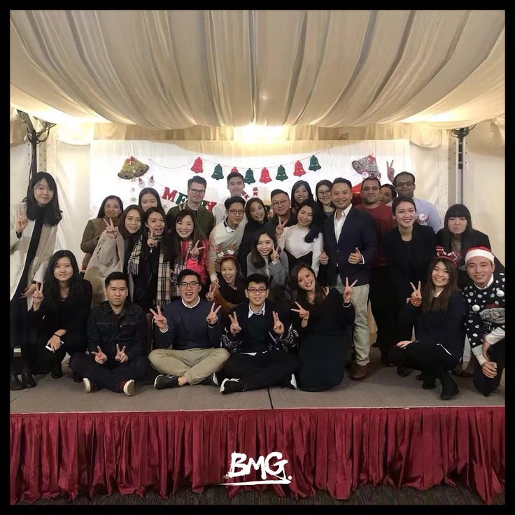 It was great to have the BMG family gathering for the #christmas celebration. We wish a wonderful holiday!  #BMGlife #team #christmasparty