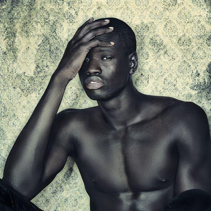 Model - Mawut, Photography & Retouching - Lisa Minogue of Liberation Images.  Insta: @liberationimages  South Sudanese African Australian Black Male Model