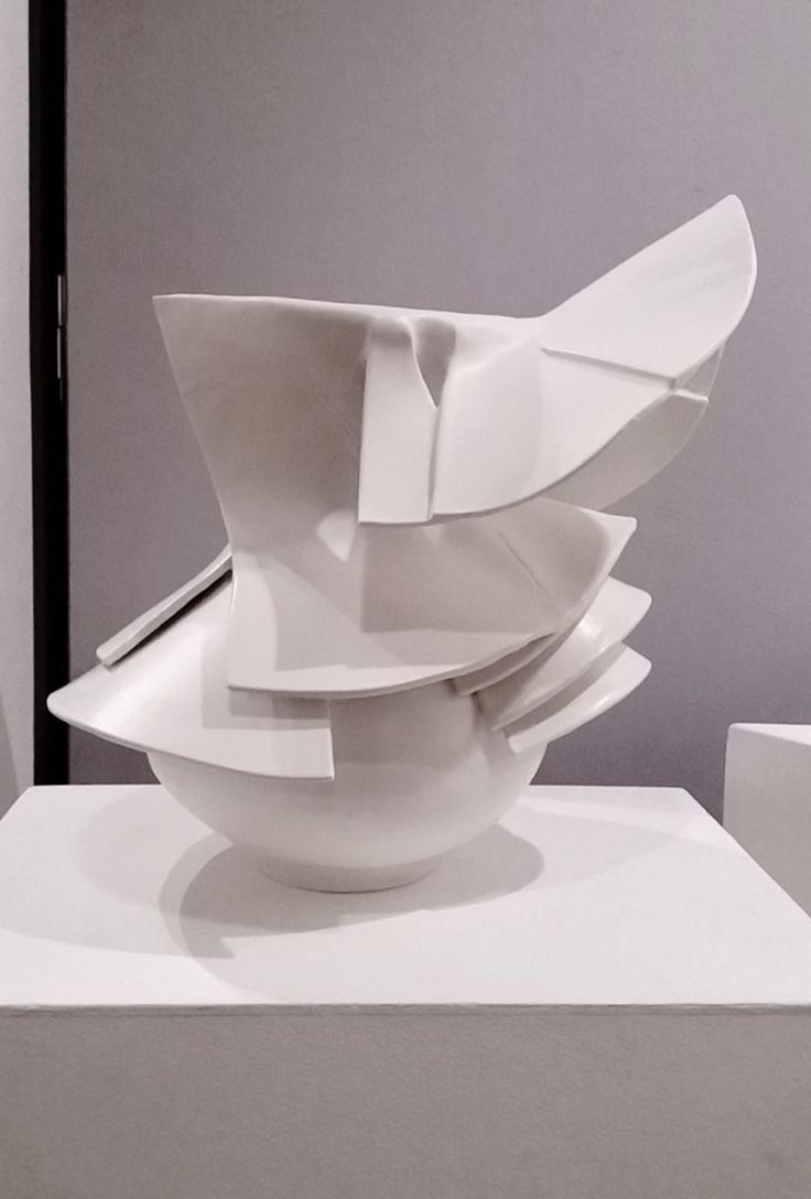 Dressed Porcelain Pot - Jade Chan, 2016