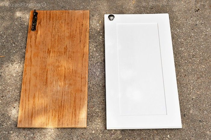 Flat Kitchen Cabinet Doors Makeover Best Of Kitchen Hack Diy