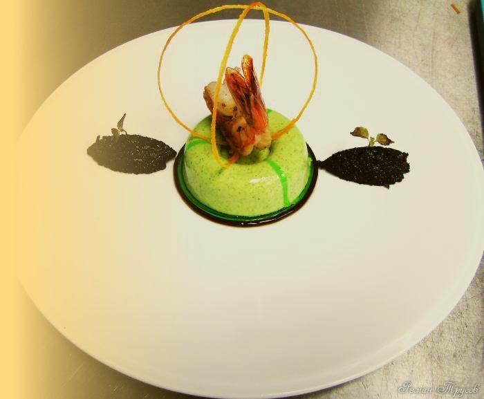 Салаты и холодные закуски из красной рыбы