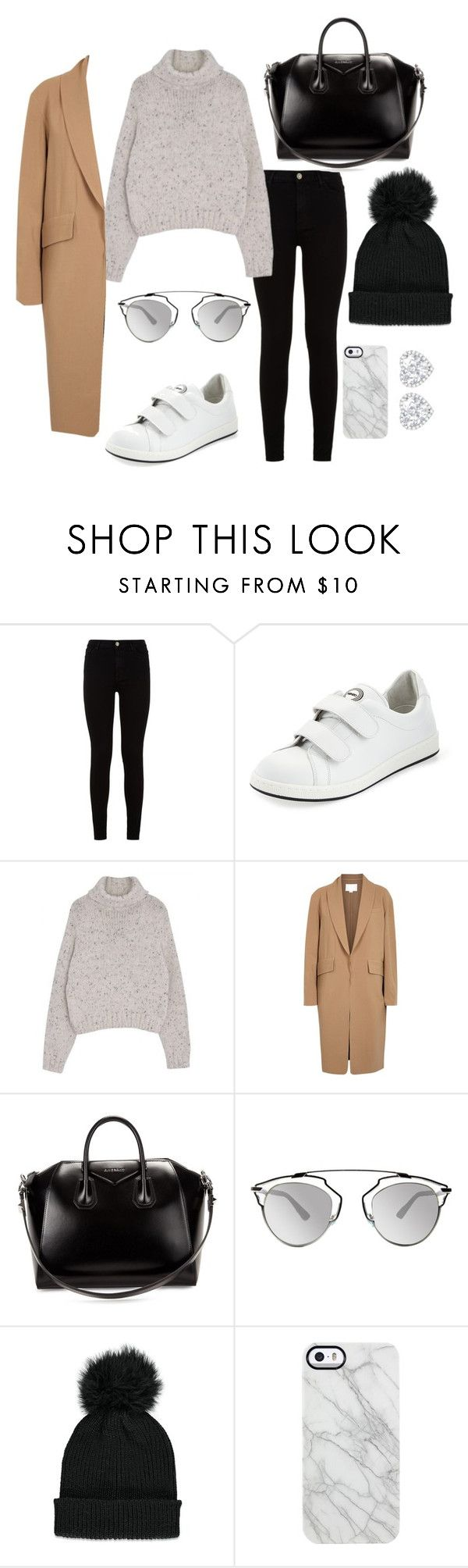 """Blogger"" by thais-derjangocyan on Polyvore featuring 7 For All Mankind, Kenzo, Alexander Wang, Givenchy, Christian Dior, Forever 21, Uncommon and Kiki mcdonough"