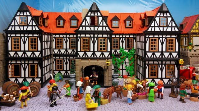 playmobil medieval house - Google Search | playmobil ...