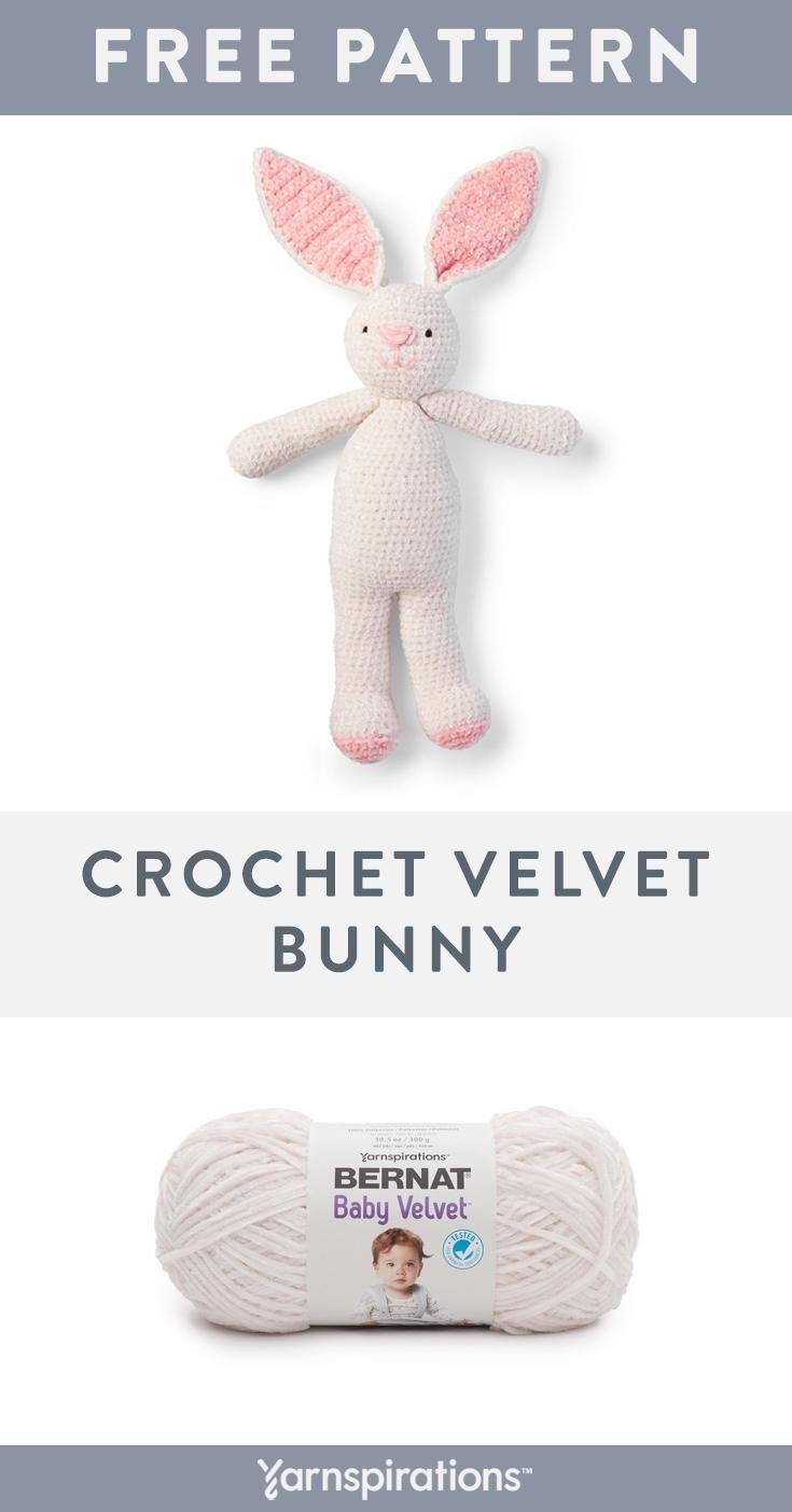 Ravelry: Velvet Bunny Amigurumi pattern by Erangi Udeshika | 1403x735
