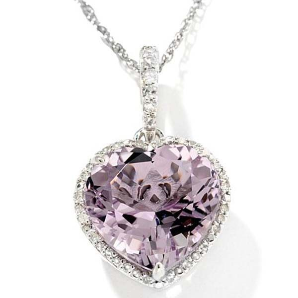 Rarities fine jewelry with carol brodie gemstone diamond for Fine jewelry diamond pendants