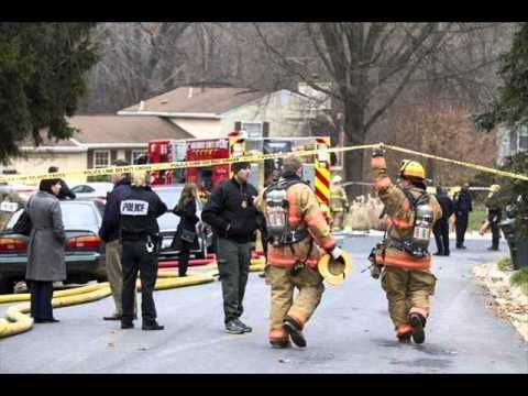 6 dead after plane crashes into Maryland home near DC