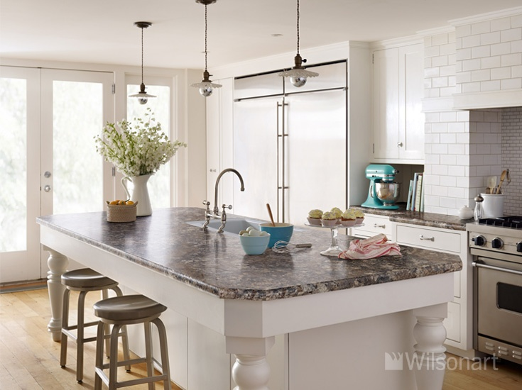 Laminate Kitchen Countertops With White Cabinets 13 best rock on! images on pinterest | laminate countertops
