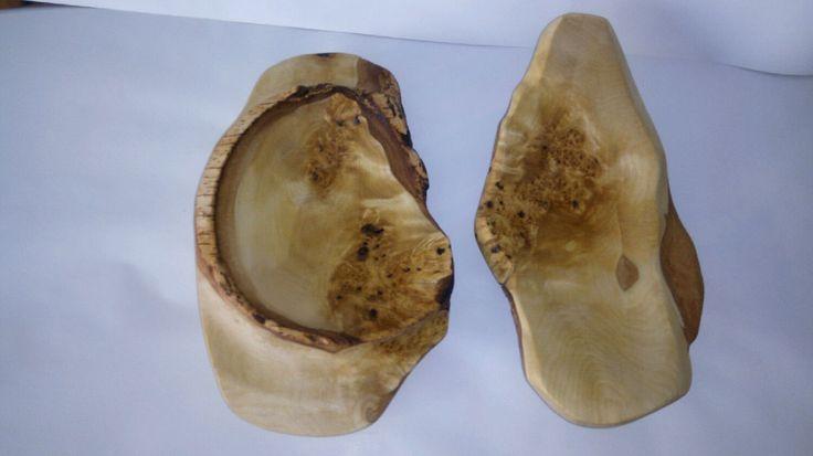 Купить Тарелки - блюдца березовые - деревенский стиль, дерево, конфетница, для дома и интерьера, изделия из капа