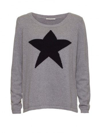 Star Knit Jumper from Metalicus