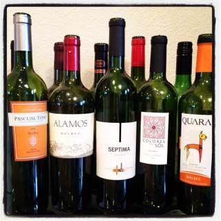 My Top 10 Malbec Wines Under $10!
