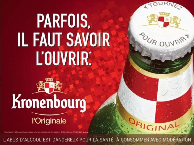 #biere Kronenbourg #polysemie #jetudielacom