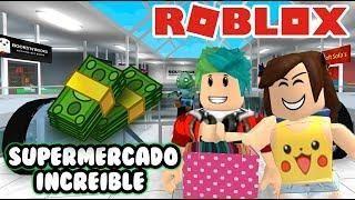 Escapa Del Supermercado Centro Comercial En Roblox Juegos Roblox