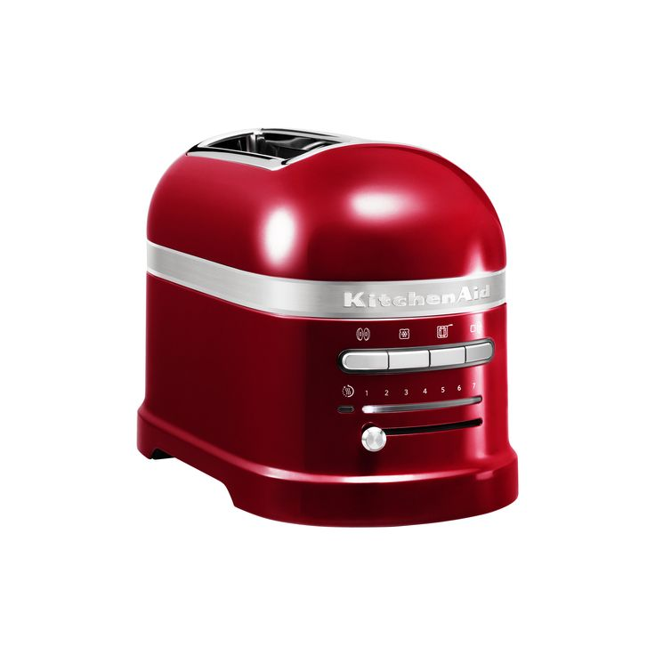 Kitchen Aid Artisan Toaster 2-Scheiben liebesapfel rot   Kitchen Aid Toaster   Kitchen Aid Toaster   Toaster   Elektrogeräte   WEITZ Shop