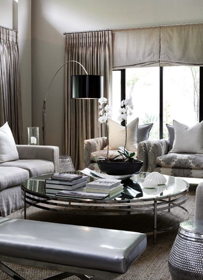 how to accessorize a living room - Google Search