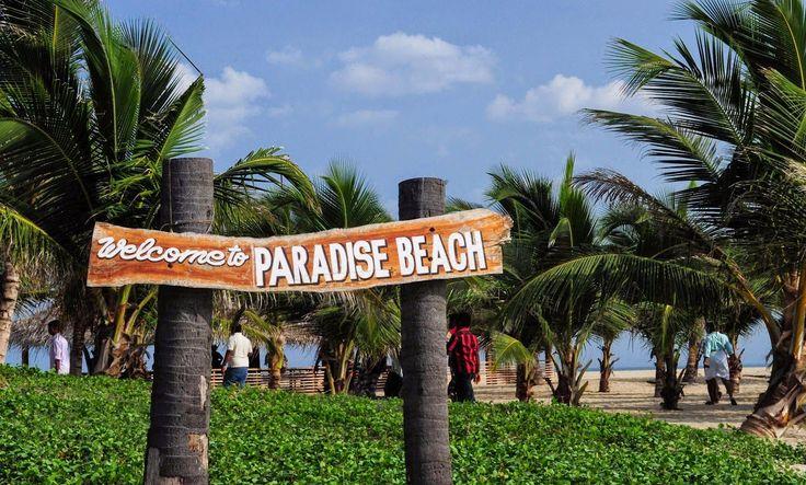 PGK's Blog: Paradise Beach - Truly a Paradise in Pondicherry