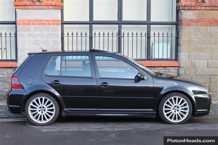2003 GOLF R32 | Volkswagen GOLF MK4 R32 2003 (2003) For sale from Hamilton Cars of ...