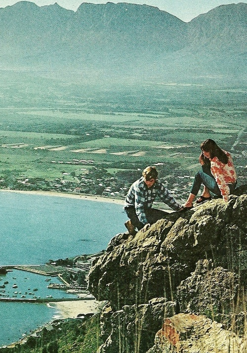 Gordon's Bay, South Africa  National Geographic | April 1969