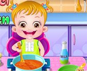 Baby Hazel Cooking Learning Games