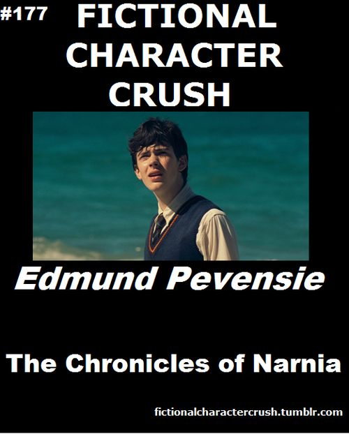 #177 - Edmund Pevensie from The Chronicles of Narnia 21/07/2012