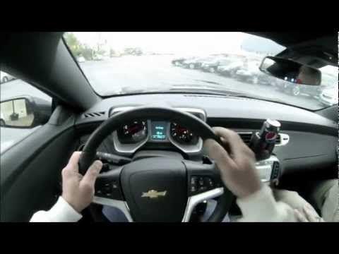 Jeff Gordon Test Drive Prank - YouTube