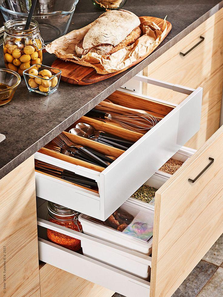 Det nya ljusa köket | IKEA Livet Hemma – inspirerande inredning för hemmet