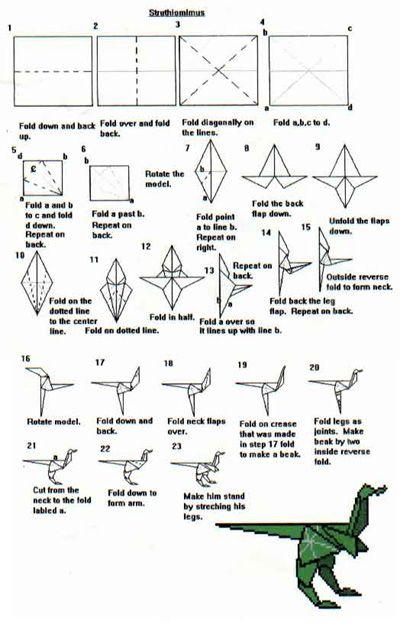21 best jurassic park origami images on pinterest