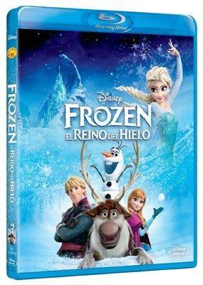 Frozen: El reino de hielo (Formato Blu-Ray) en Fnac.es. Comprar cine y series TV en Fnac.es