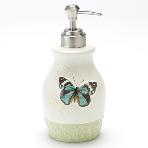croft barrow eden park lotion pump croft barrow at kohls shop our wide selection of bath accessories including this croft barrow eden park lotion - Bathroom Accessories Kohl S