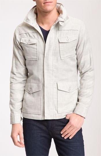 Kane & Unke Cotton Jacket (nordstroms.com) $119.00