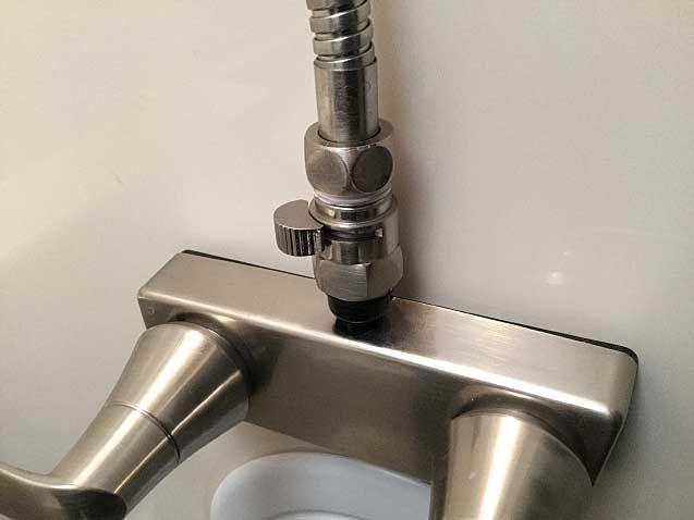 10 Minute Tech Wash And Go Rv Shower Head Shower Valve Shower
