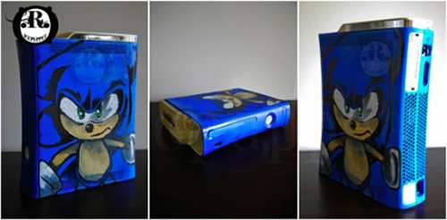 I found 'sonic xbox 360 console' on Wish, check it out!