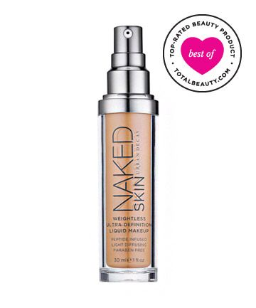 Best Foundation for Oily Skin No. 7: Urban Decay Naked Skin Weightless Ultra Definition Liquid Makeup, $