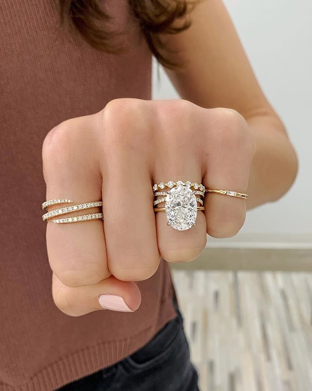 Diamond Wrap Ring Diamond Wrap Ring Gold Diamond Wedding Rings Unique Engagement Rings