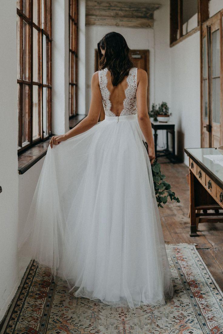 Dein einzigartiges Brautkleid nach Maß, handgefertigt aus feinsten Stoffen und