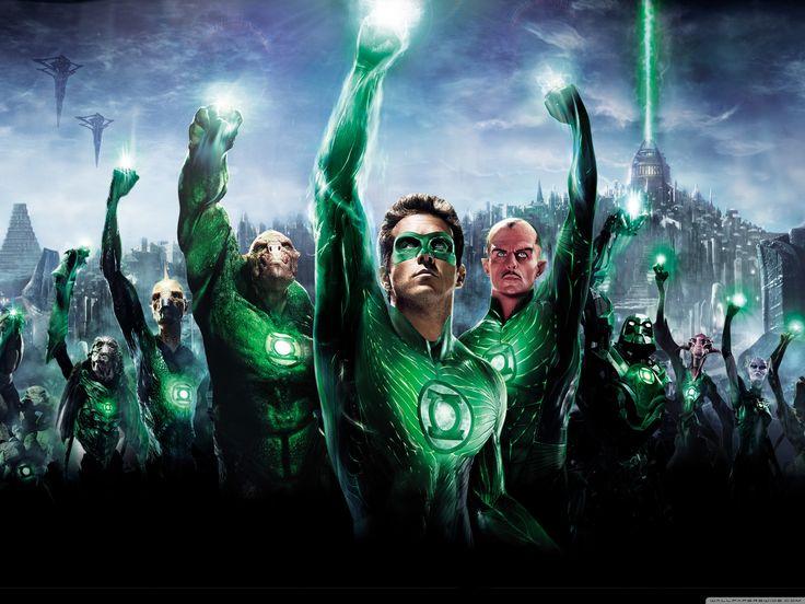 Green Lantern Movie HD desktop wallpaper Widescreen High