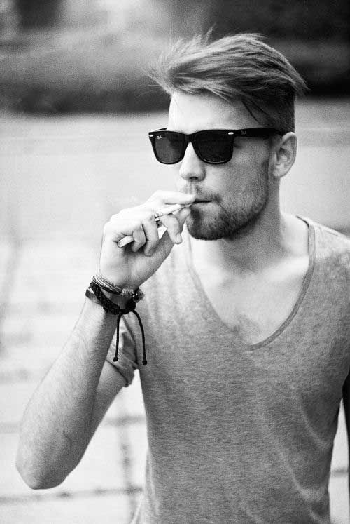 12 best Coiffeur images on Pinterest | Hair, Hairstyles and Men\'s ...