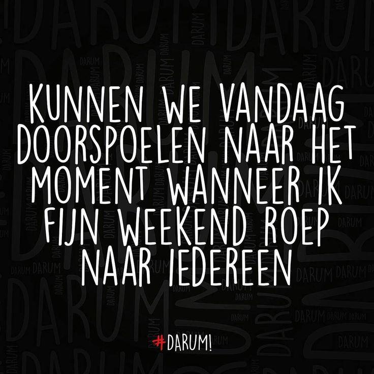 """""""#darum #fijnevrijdag Of """"fijne vakantie"""" in sommige continenten van Nederland """""""