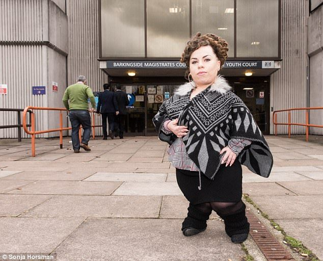 Mom with dwarfism taken to court docket over sons lateness