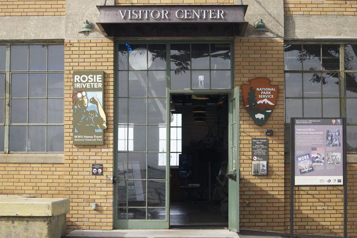 Rosie The Riverter National Historic Park