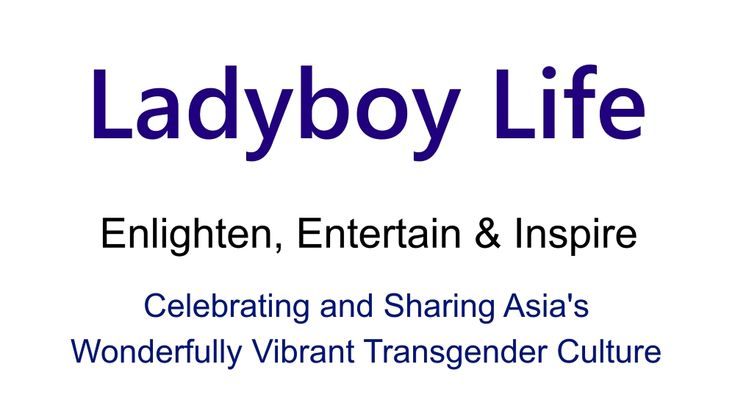 This first episode of the Ladyboy Life Podcast provides an introduction and an explanation of the concept behind Ladyboy Life.