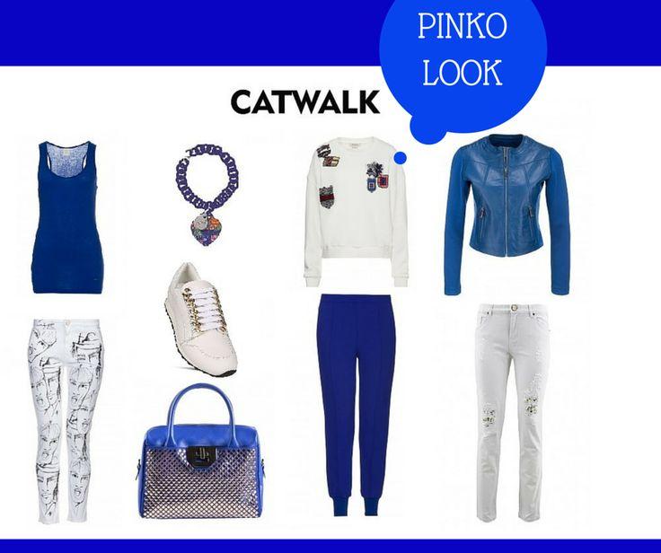 CATWALK PINKO LOOK Wszystko dostępne na: www.e-catwalk.pl www.catwalk.com.pl