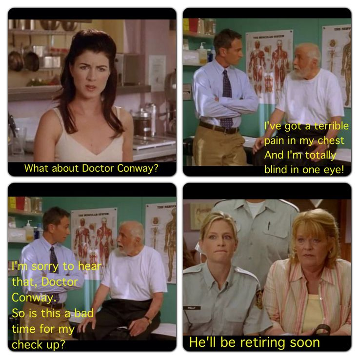 Corner gas is my favourite ever.