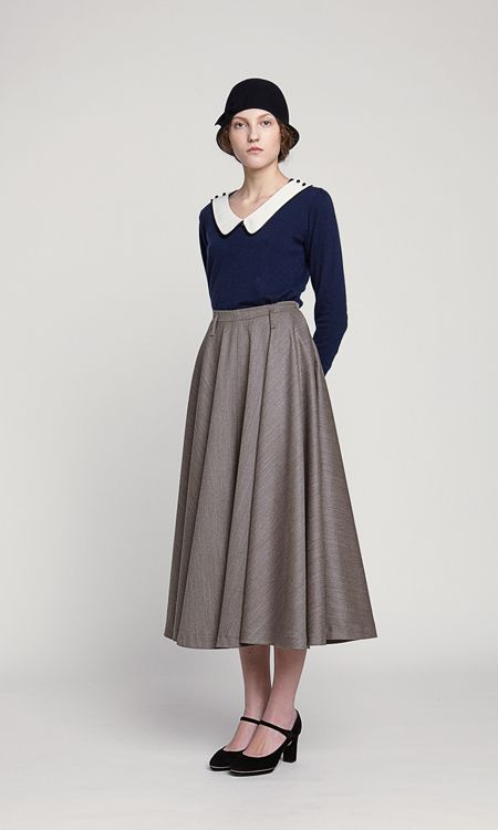 Colenimo A/W 2011: Fashion Designer, Outfit Ideas, 1930S, Style, 1920S Fashion, Vintage, Beautiful Skirts