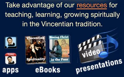 "Resources tagged ""Lent"" - VinFormation. Presentations, Videos, more on Lent from a Vincentian perspective #VincentDePaul #lent"