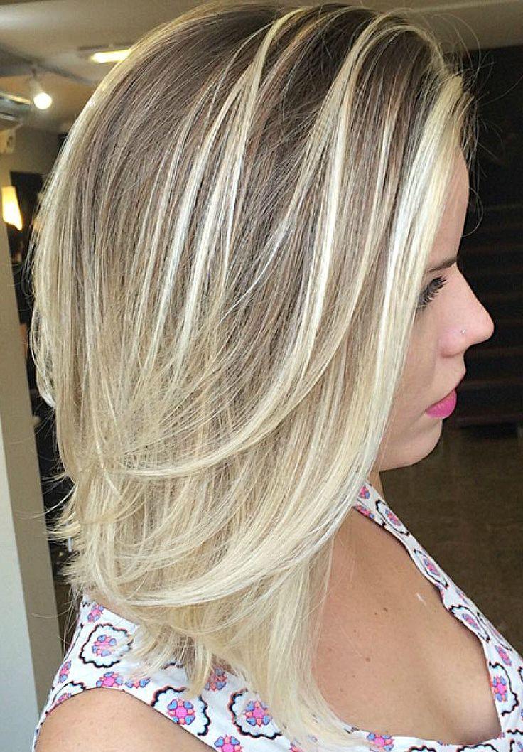 1000+ ideas about Medium Layered Hair on Pinterest ...