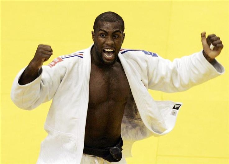 Teddy Riner champion olympique de judo (+100 kg) - #JO2012