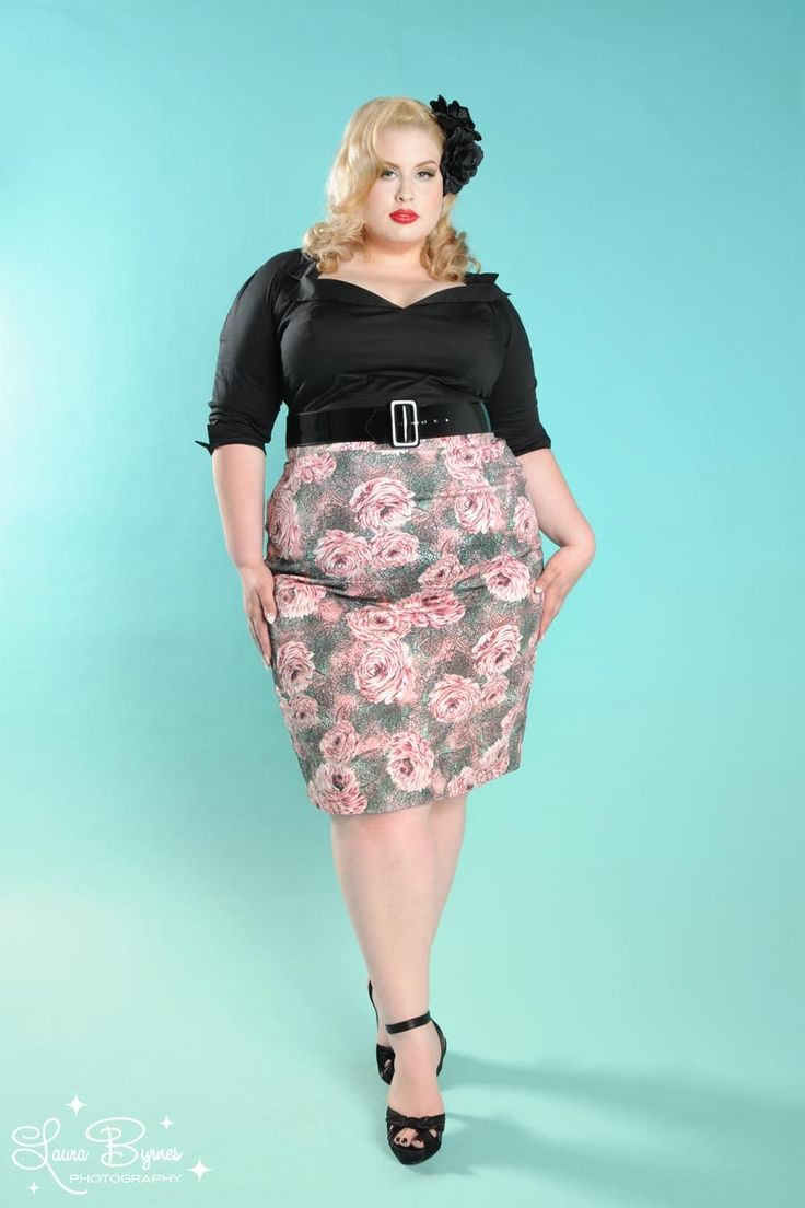 111 best Photography - Pinup Plus Size ♥ images on Pinterest ...
